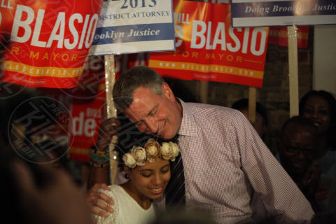 Bill De Blasio - New York - 07-09-2013 - Elezioni sindaco di New York: il favorito è Bill De Blasio