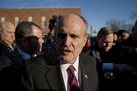 Rudolph Giuliani - 29-12-2007 - Elezioni sindaco di New York: il favorito è Bill De Blasio