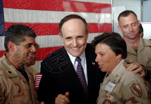 Rudolph Giuliani - Tampa - 16-04-2002 - Elezioni sindaco di New York: il favorito è Bill De Blasio
