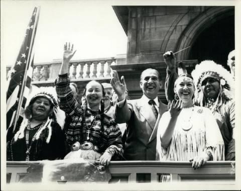 Vincent Impellitteri - 27-03-2012 - Elezioni sindaco di New York: il favorito è Bill De Blasio