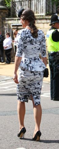 Pippa Middleton - Alnwick - 22-06-2013 - Kelly Brook e Pippa Middleton: chi lo indossa meglio?