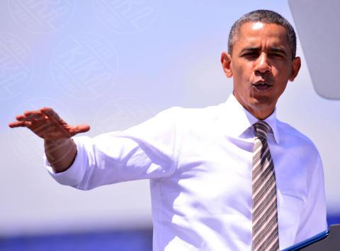 Barack Obama - Miami - 29-03-2013 - Forbes: Vladimir Putin è l'uomo più potente al mondo