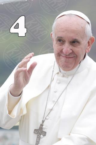 Papa Francesco - Aparecida - 24-07-2013 - Forbes: Vladimir Putin è l'uomo più potente al mondo