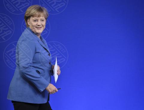 Angela Merkel - Bruxelles - 23-10-2011 - Forbes: Vladimir Putin è l'uomo più potente al mondo