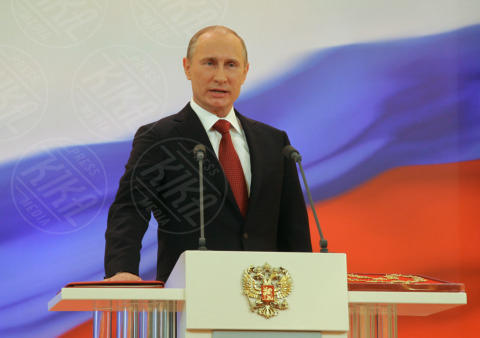 Vladimir Putin - Mosca - 07-05-2012 - Forbes: Vladimir Putin è l'uomo più potente al mondo