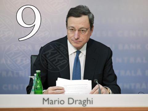 Mario Draghi - 08-11-2012 - Forbes: Vladimir Putin è l'uomo più potente al mondo