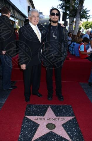Dave Navarro - Hollywood - 30-10-2013 - I Jane's Addiction ricevono la stella sulla Walk of Fame