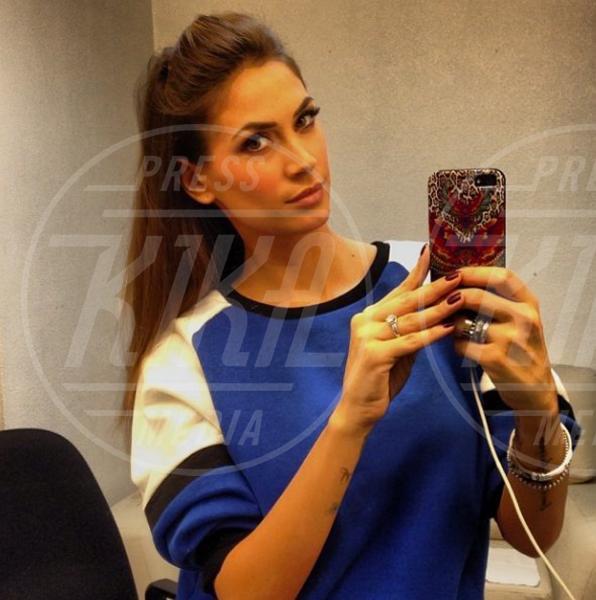 Melissa Satta - Los Angeles - 30-10-2013 - Dillo con un tweet: il quadretto familiare di Lola Ponce