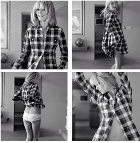 Heidi Klum - Los Angeles - 30-10-2013 - Dillo con un tweet: il quadretto familiare di Lola Ponce