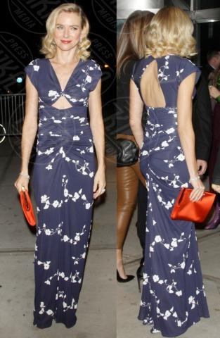 Naomi Watts - New York - Vade retro abito! Naomi Watts in Michael Kors