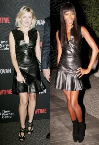Naomi Campbell, Naomi Watts - 31-10-2013 - Naomi contro Naomi: chi lo indossa meglio?