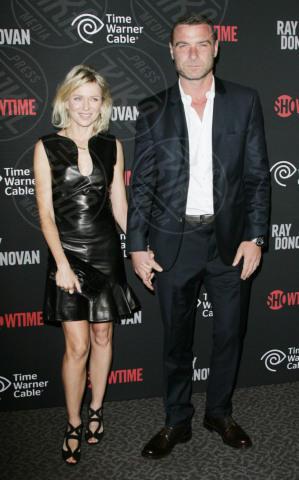 Liev Schreiber, Naomi Watts - Los Angeles - 25-06-2013 - Naomi contro Naomi: chi lo indossa meglio?