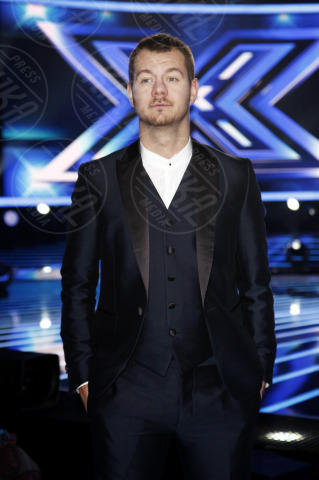Alessandro Cattelan - Milano - 31-10-2013 - XFactor, seconda puntata: eliminati i Freeboys