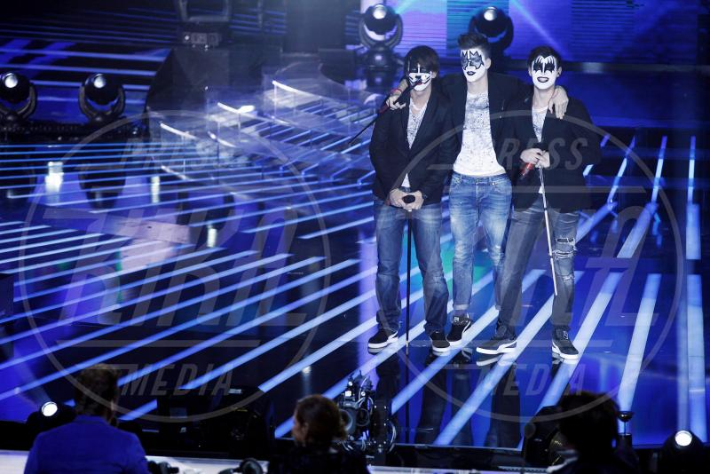 Freeboys - Milano - 31-10-2013 - XFactor, seconda puntata: eliminati i Freeboys