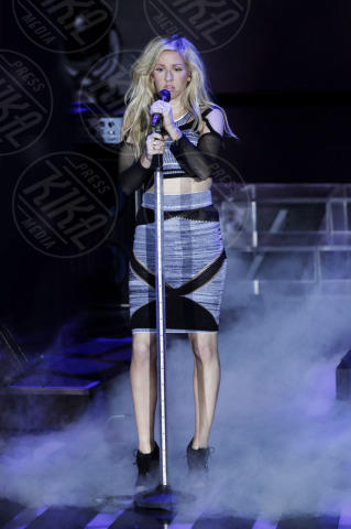 Ellie Goulding - Milano - 31-10-2013 - XFactor, seconda puntata: eliminati i Freeboys