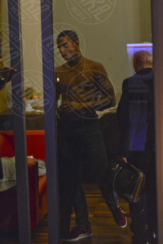 Brahim Zaibat - Roma - 01-11-2013 - Brahim Zaibat: una performance da 30mila euro
