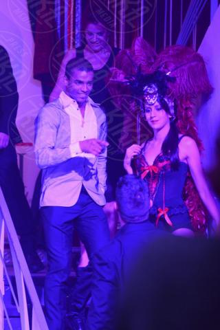 Brahim Zaibat - Roma - 01-11-2013 - Brahim Zaibat da solo a Roma non pensa a Madonna