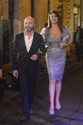 Maria Grazia Cucinotta - Roma - 31-10-2013 - Brahim Zaibat: una performance da 30mila euro