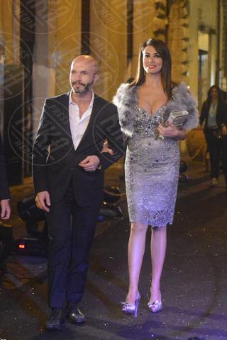 Maria Grazia Cucinotta - Roma - 31-10-2013 - Brahim Zaibat da solo a Roma non pensa a Madonna