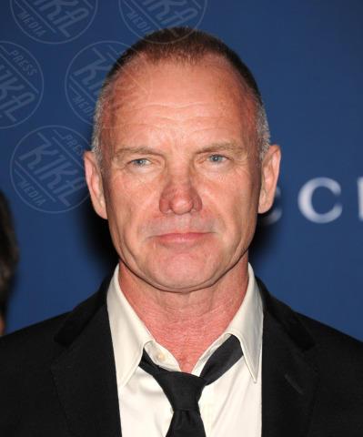 Sting - Los Angeles - 02-11-2013 - Los Angeles: star del cinema e dell'arte riunite per il LACMA