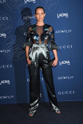 Amber Valletta - Los Angeles - 02-11-2013 - Los Angeles: star del cinema e dell'arte riunite per il LACMA