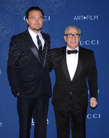 Martin Scorsese, Leonardo DiCaprio - Los Angeles - 02-11-2013 - Los Angeles: star del cinema e dell'arte riunite per il LACMA