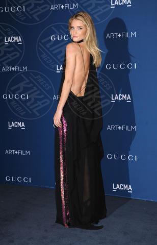 Rosie Huntington-Whiteley - Los Angeles - 02-11-2013 - Los Angeles: star del cinema e dell'arte riunite per il LACMA