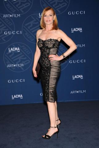 Marg Helgenberger - Los Angeles - 02-11-2013 - Los Angeles: star del cinema e dell'arte riunite per il LACMA