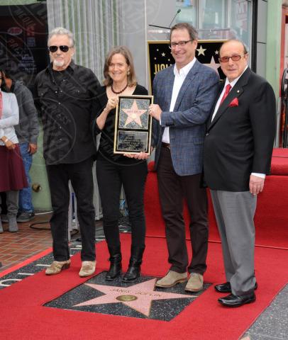 Michael Joplin, Laura Joplin, Kris Kristofferson, Clive Davis - Hollywood - 04-11-2013 - Janis Joplin: nella Walk of Fame a 43 anni dalla morte