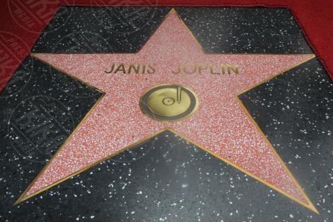 Janis Joplin - Hollywood - 03-11-2013 - Janis Joplin: nella Walk of Fame a 43 anni dalla morte