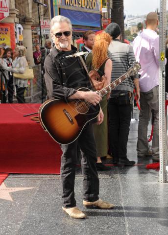 Kris Kristofferson - Hollywood - 04-11-2013 - Janis Joplin: nella Walk of Fame a 43 anni dalla morte
