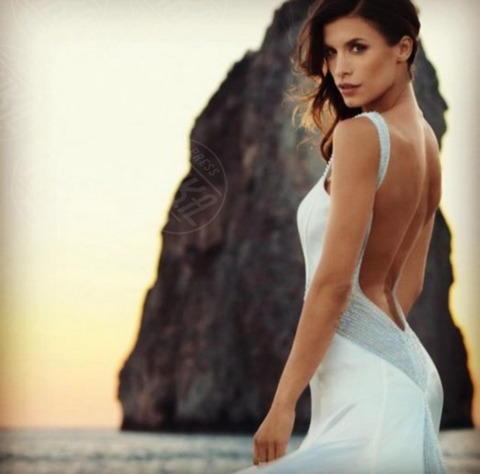 Elisabetta Canalis - Los Angeles - 04-11-2013 - Dillo con un tweet: Elisabetta Canalis è la moglie dei sogni