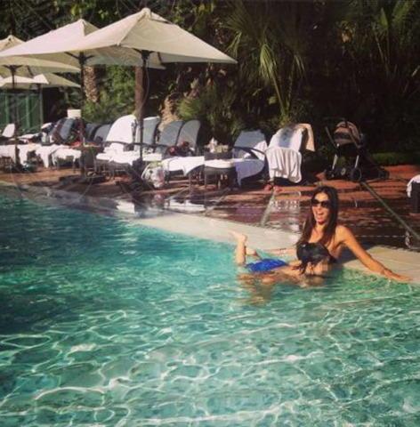 Elisabetta Gregoraci - Los Angeles - 04-11-2013 - Dillo con un tweet: Elisabetta Canalis è la moglie dei sogni
