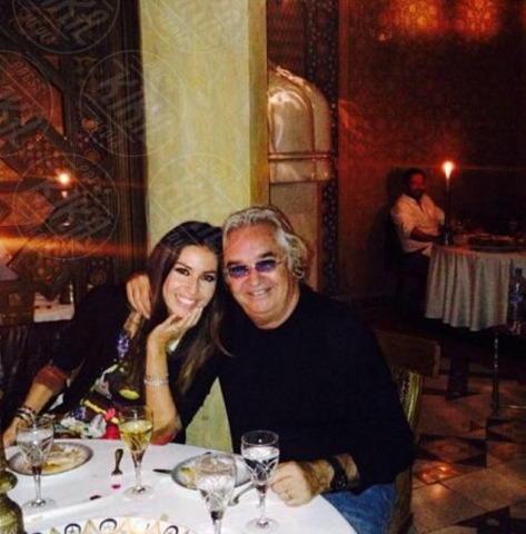 Elisabetta Gregoraci, Flavio Briatore - Los Angeles - 04-11-2013 - Dillo con un tweet: Elisabetta Canalis è la moglie dei sogni