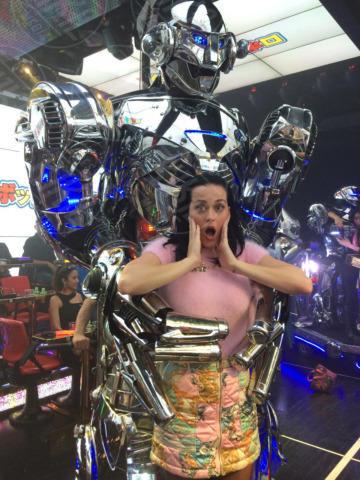Katy Perry - Los Angeles - 04-11-2013 - Dillo con un tweet: Elisabetta Canalis è la moglie dei sogni