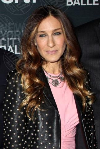 Sarah Jessica Parker - New York - 04-11-2013 - Chantelle Harlow, la modella con la vitiligine