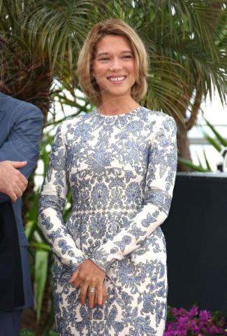 Lea Seydoux - Cannes - 18-05-2013 - Nicky Hilton e Léa Seydoux: chi lo indossa meglio?