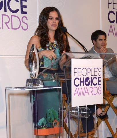Rachel Bilson - Beverly Hills - 05-11-2013 - People's Choice Awards 2014: annunciate le nomination