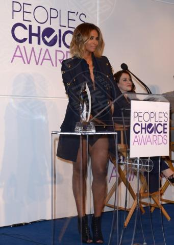 Ciara - Beverly Hills - 05-11-2013 - People's Choice Awards 2014: annunciate le nomination
