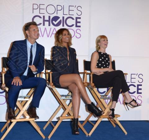Beth Behrs, Mark Burnett, Ciara - Beverly Hills - 05-11-2013 - People's Choice Awards 2014: annunciate le nomination