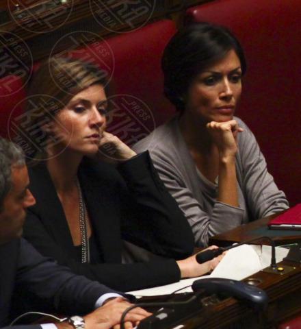Mara Carfagna - Roma - 05-11-2013 - Annamaria Cancellieri riferisce in Parlamento sul caso Ligresti
