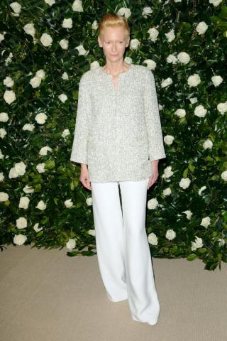 Tilda Swinton - New York - 05-11-2013 - Il MoMa regala una serata tributo a Tilda Swinton