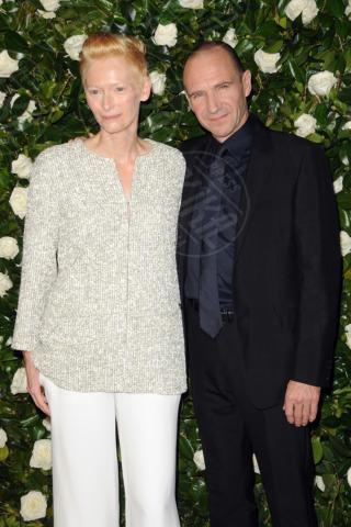 Ralph Fiennes, Tilda Swinton - New York - 05-11-2013 - Il MoMa regala una serata tributo a Tilda Swinton