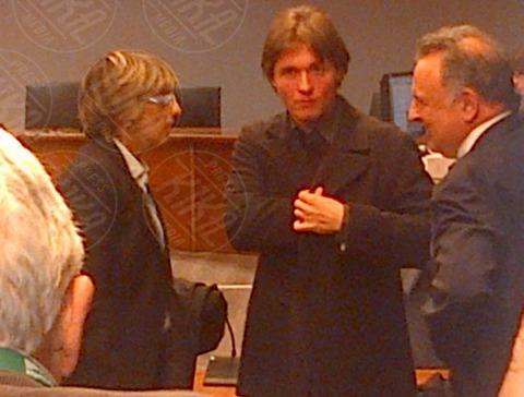 """Giulia Bongiorno, Raffaele Sollecito - Firenze - 06-11-2013 - Sollecito: """"Non sono come mi hanno descritto"""""""