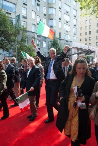 Bill De Blasio - New York - 14-10-2013 - New York parla italiano: Bill De Blasio eletto sindaco