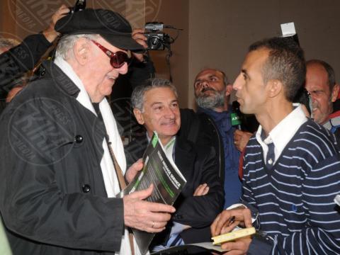 """Dario Fo - Genova - 12-02-2010 - Dario Fo contro la Cancellieri: """"Vergognosa ipocrisia"""" [VIDEO]"""