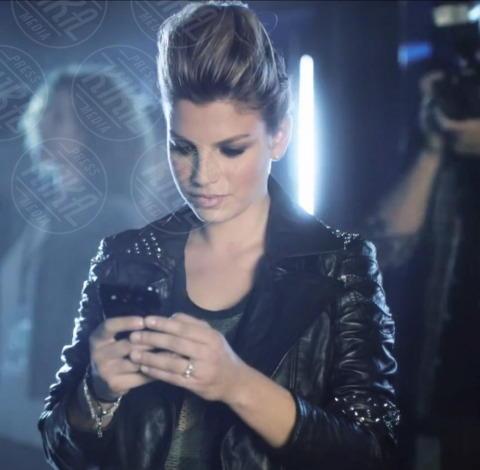 Emma Marrone - Milano - 06-11-2013 - Gli smartphone influenzeranno l'evoluzione dell'uomo