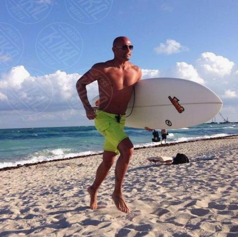 Stefano Bettarini - Milano - 06-11-2013 - Dillo con un tweet: Stefano Bettarini è il bronzo di Miami