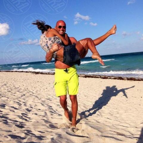 Ilenia Iacono, Stefano Bettarini - Milano - 06-11-2013 - Dillo con un tweet: Stefano Bettarini è il bronzo di Miami