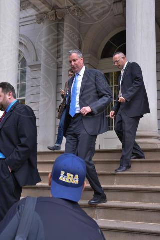 Bill De Blasio - Manhattan - 06-11-2013 - Passato e futuro di New York a confronto
